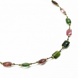 HOLLY TOURMALINES - COLLIER...