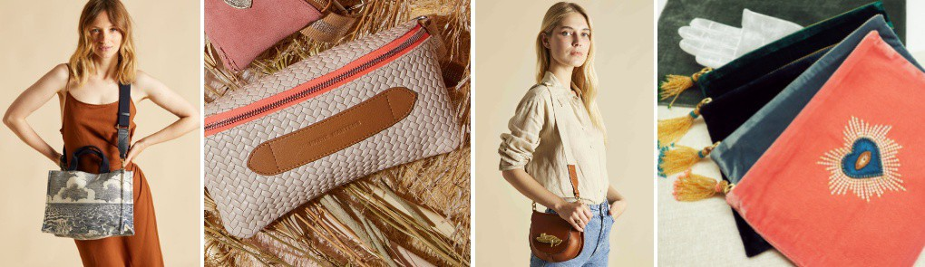 Sac & Pochette femme : Sacs et accessoires de créateurs | By Johanne