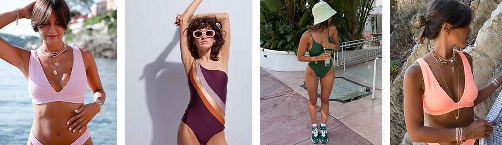 Maillot de bain de créateur pour femme : bikini & 1 pièce | By Johanne