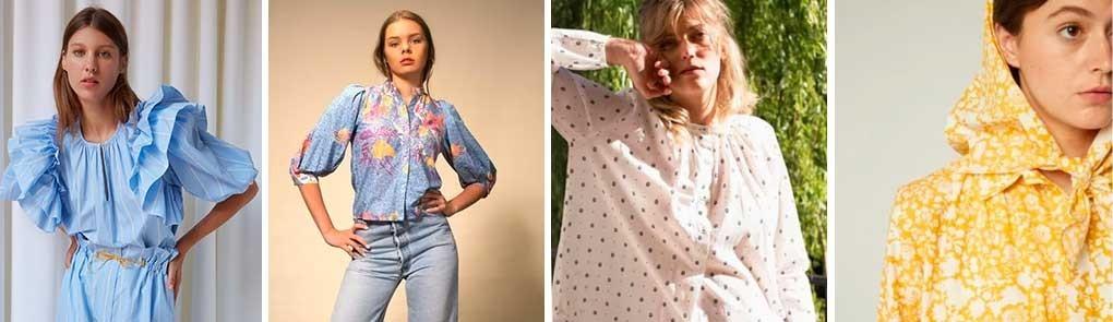 Haut femme : Pulls, chemises, t-shirts & tops pour femme | By Johanne