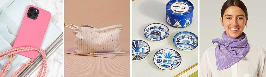 Accessoires de mode & décoration de créateurs | By Johanne